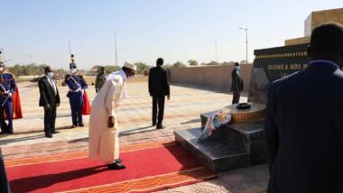 G5 Sahel : les chefs d'Etat saluent la mémoire des soldats africains tombés sur les théâtres d'opérations