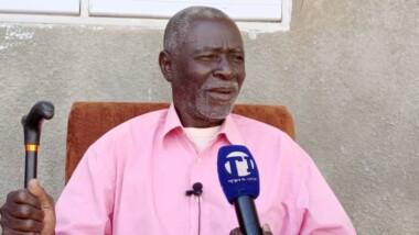 """Podcast- """"La politique tchadienne est tout sauf  la politique"""",  Ngarlejy Yorongar"""