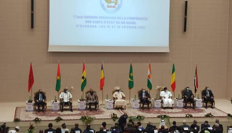 G5 Sahel : les chefs d'Etat misent beaucoup sur la Coalition pour le Sahel