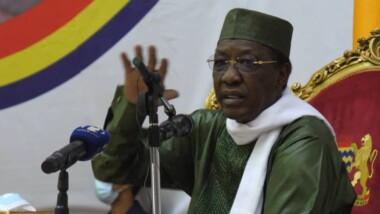 Tchad : le président Deby fait des promesses dans le domaine de la santé