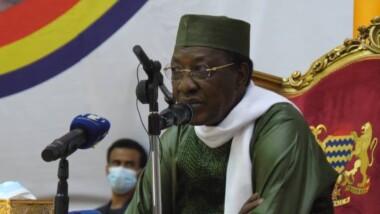 """Tchad: Deby annonce des """"investissements importants"""" dans le secteur énergétique"""