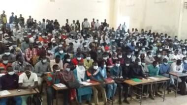 L'université d'Ati lance sa rentrée académique 2020-2021