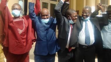 """الإنتخابات الرئاسية: المحكمة العليا تستقبل ملف طلب ترشيح """"يحي ديلو"""""""