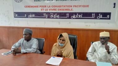 Tchad : l'AJPP appelle les jeunes à la cohabitation et au vivre-ensemble