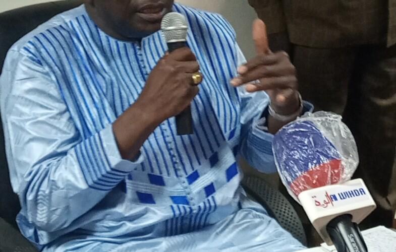 Urgent-Tchad: Maître Bongoro Théophile est le candidat de l'Alliance Victoire à la présidentielle