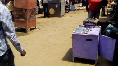 """Le marché """"Dubaï"""" de Dembé de nouveau occupé"""