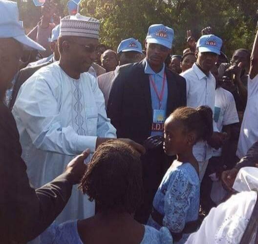 Présidentielle : le RDP soutient la candidature d'Idriss Deby Itno