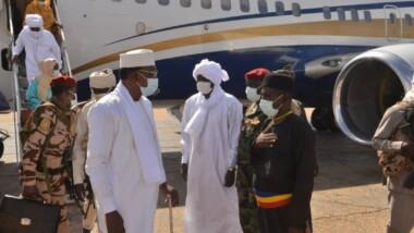 """رئيس الجمهورية يصل إلى عاصمة إقليم """"بوركو"""""""