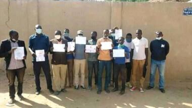 Tchad: 4 diplômés sans emploi arrêtés par la police