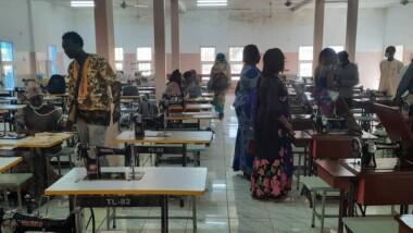 Tchad : 65 jeunes seront formés au centre de formation de haute couture Tachadia
