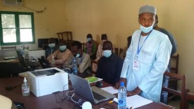 Tchad:  enrôlement biométrique des agents civils de l'Etat de la province du Guéra