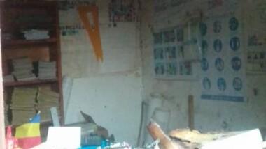 Salamat : un incendie ravage la direction de l'école Alnour de l'Eglise baptiste d'Amtiman