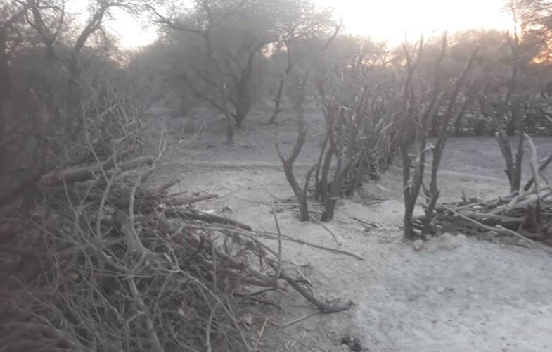 Pour avoir contesté la nomination d'un chef de canton, un village est brulé