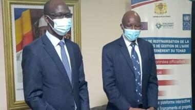 Tchad : entrevue entre le ministre de l'Economie et le nouveau Représentant Résident du PNUD