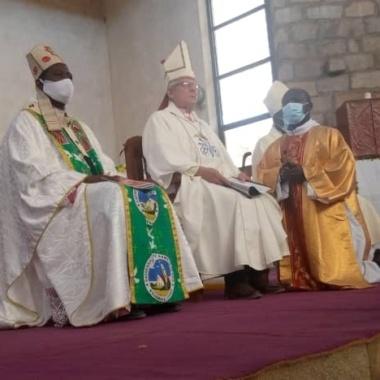 Mongo : ordination d'un nouvel évêque