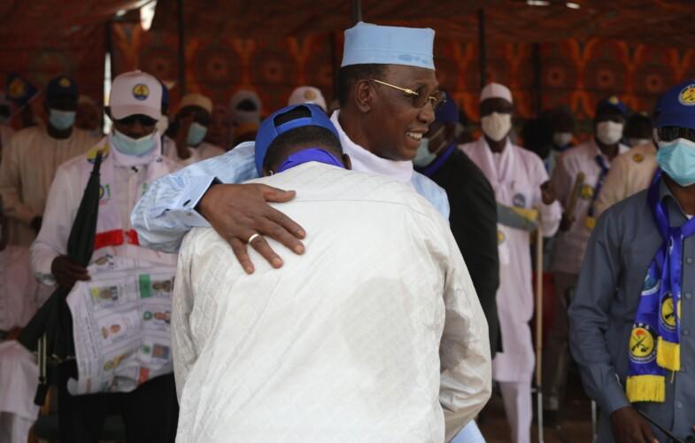 AUDIO: Idriss Déby Itno accorde le pardon à Ahmat Koussou