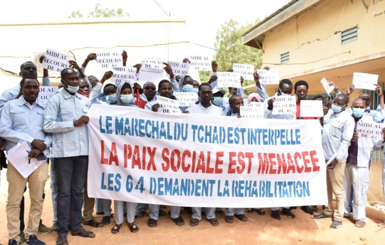 Tchad : les 64 licenciés de la Société de raffinage de N'Djamena demandent leur réhabilitation