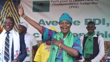 Présidentielle 2021 :  Lydie Beassemda  promet de faire du Tchad un Etat fédéral