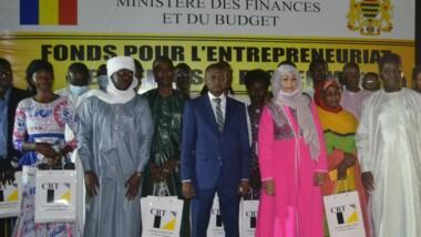 """تشاد: 35 من الشباب مستفيدين من صندوق دعم ريادة الأعمال البالغ قيمته """"700 مليون فرنك"""""""