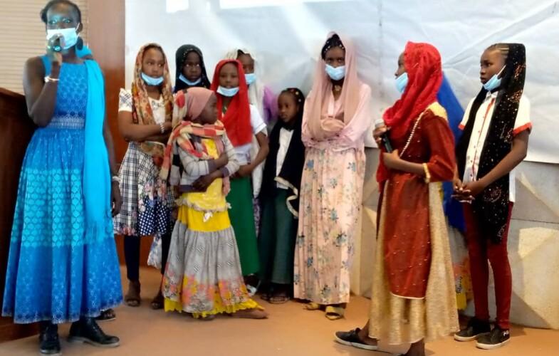 Tchad : lancement du conte pour enfants « Afaf et l'œuf doré »