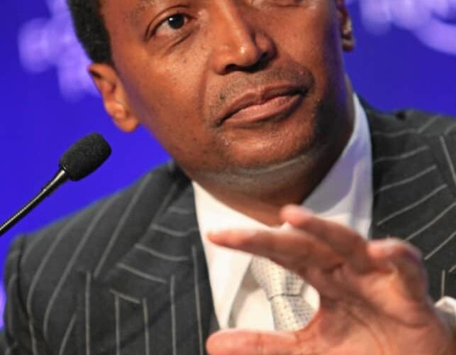 Patrice Motsepe, élu président de la Confédération africaine de football