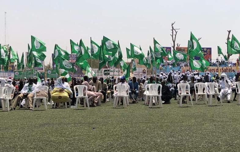 Campagne pour la présidentielle : le candidat du MPS attendu au stade Idriss Mahamat Ouya