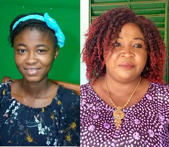 Tchad : deux jeunes journalistes battantes