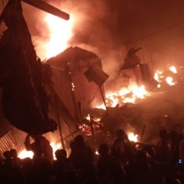 Cameroun : le marché de Kousséri ravagé par un incendie