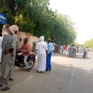 Tchad : deux personnes tuées par balles devant la SNRJ/PSIG