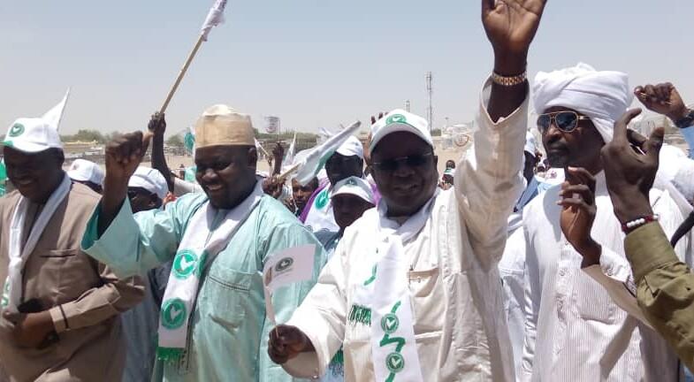 Présidentielle 2021 : Pahimi Padacké Albert promet à la population de Moussoro le bitumage de l'axe Massakory-Moussoro