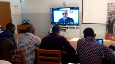 Tchad : l'AUF veut relever le défi lié à l'enseignement à distance