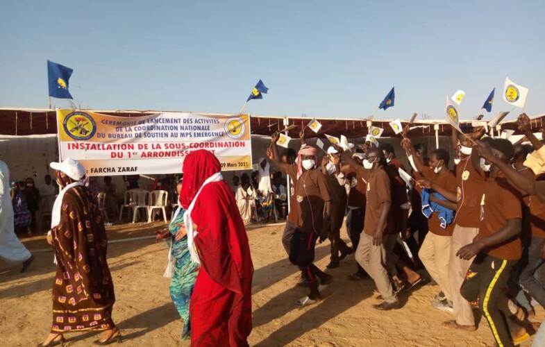 Tchad : le bureau de soutien au MPS, l'Émergence se déploie sur le terrain