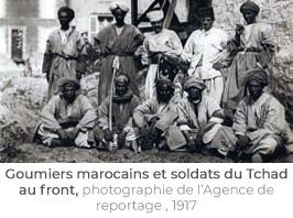 """Métier : c'est quoi être """"goumier"""" au Tchad ?"""