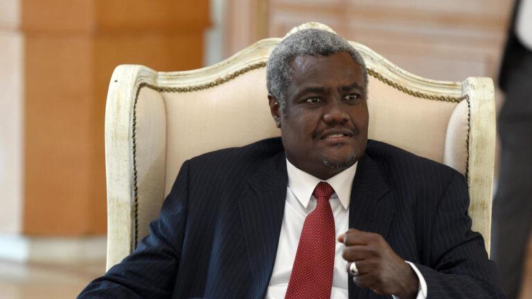 Éphéméride : ce jour, Moussa Faki Mahamat est élu à la tête de l'Union africaine