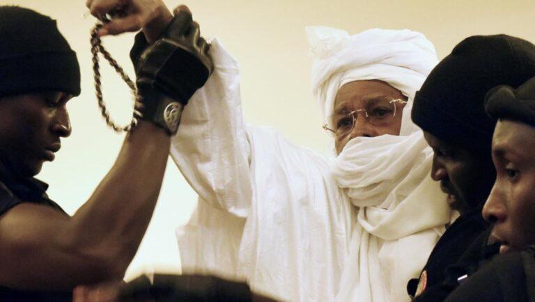 International : le comité de l'ONU contre la torture s'oppose à la libération de Hissein Habré