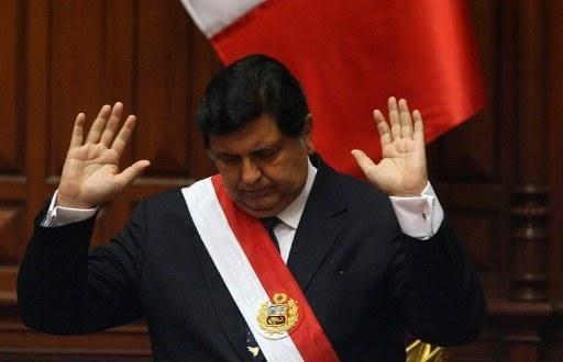 Amérique latine : l'ex président péruvien se suicide pour se soustraire à la justice