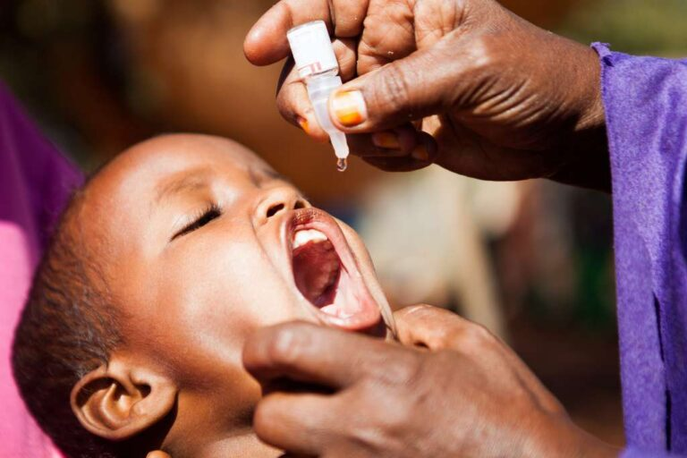 International – Rougeole et polio : l'ONU a besoin de 655 millions de dollars pour éviter de nouvelles épidémies