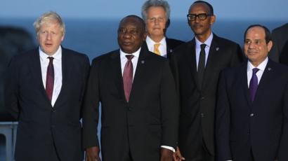 International : le Royaume-Uni séduit par les richesses de l'Afrique