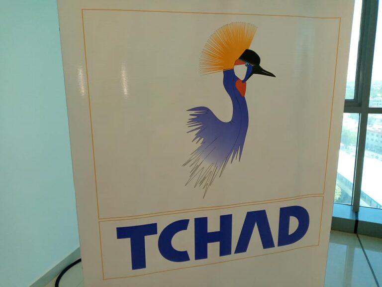 Tchad : L'ONAMA ramène son ancien logo avec une version améliorée