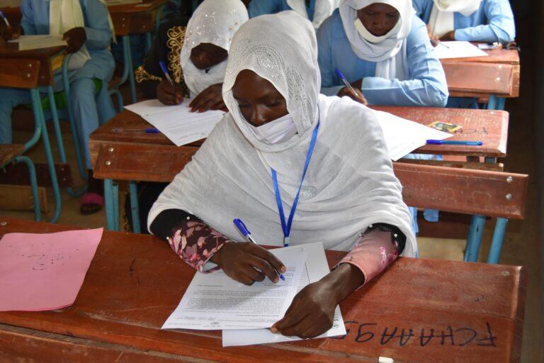 Tchad : 1 209 réfugiés participent aux épreuves du baccalauréat 2020
