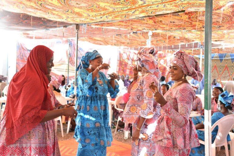 Les femmes du CNOU ont célébré  la journée internationale de la femme