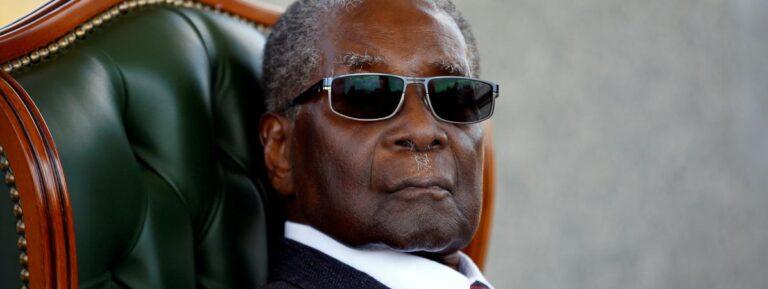 Zimbabwe : l'ex-président Mugabe sera inhumé le 15 septembre