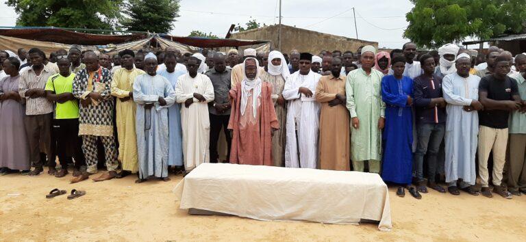 Tchad : Sa Majesté Seid Caman inhumé au cimetière de Lamadji