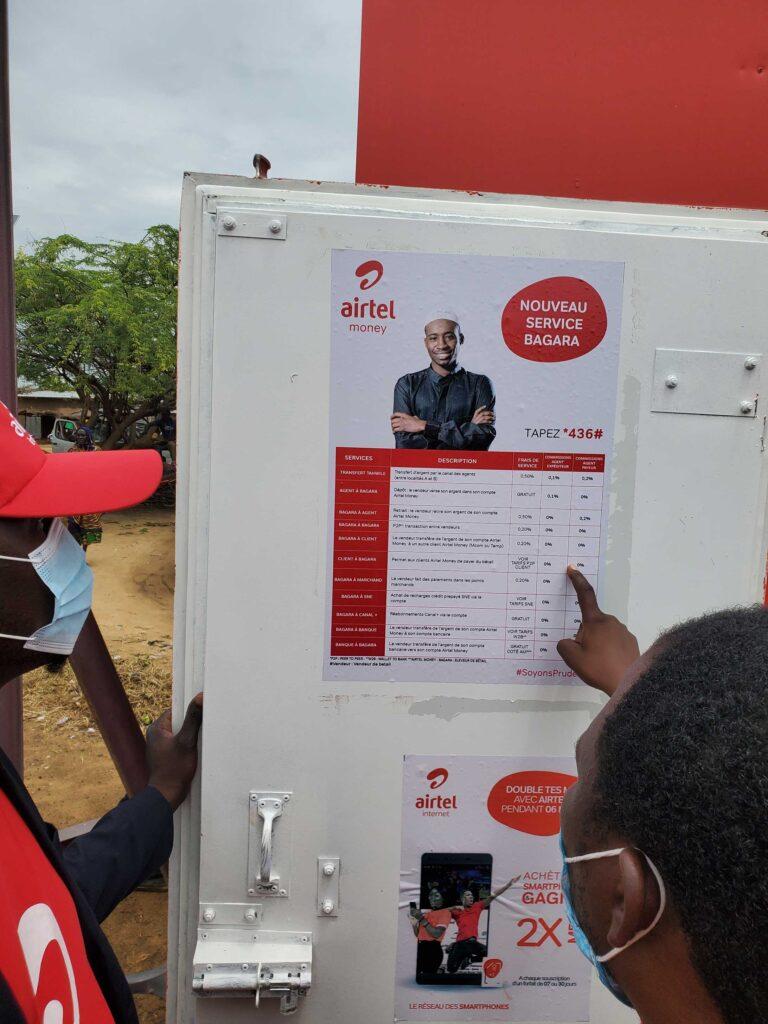 Tchad : Airtel Money digitalise les revenus des commerces du bétail