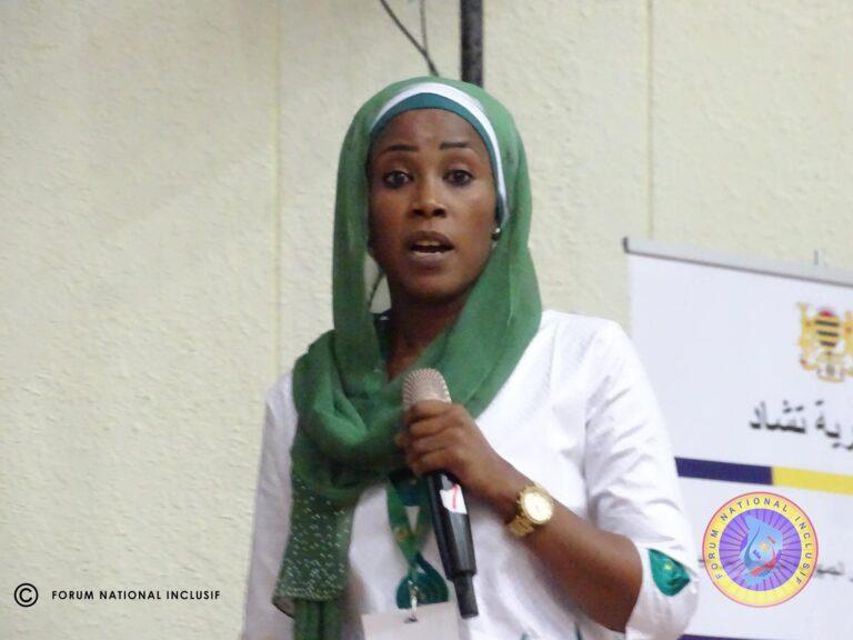 Amina Tidjani nommée Directrice générale de la Maison de la Femme