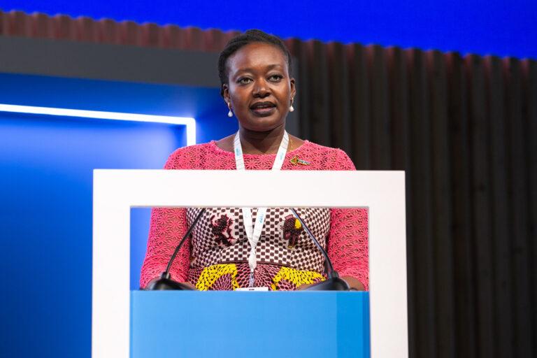 Tchad : Alixe Naimbaye prend la tête du parti ARD