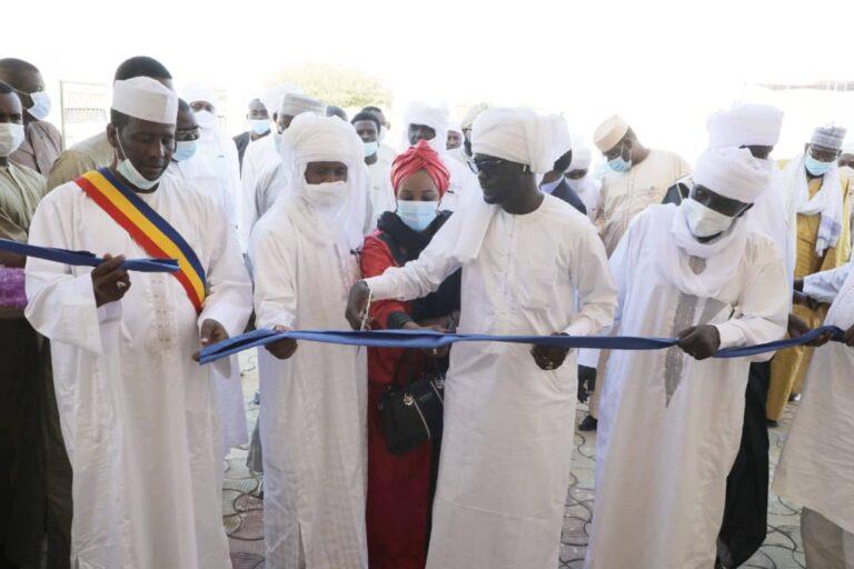 Tchad : un centre communautaire multimédia inauguré à Biltine par l'ADETIC