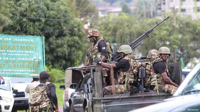 """Cameroun : l'ONU déplore le fait que la """"violence dans les régions du Nord-Ouest et du Sud-Ouest vise maintenant les civils, y compris les élèves et les enseignants, ainsi que les religieux"""""""