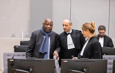 CPI: Gbagbo et Blé Goudé pourraient rentrer en Côte d'Ivoire