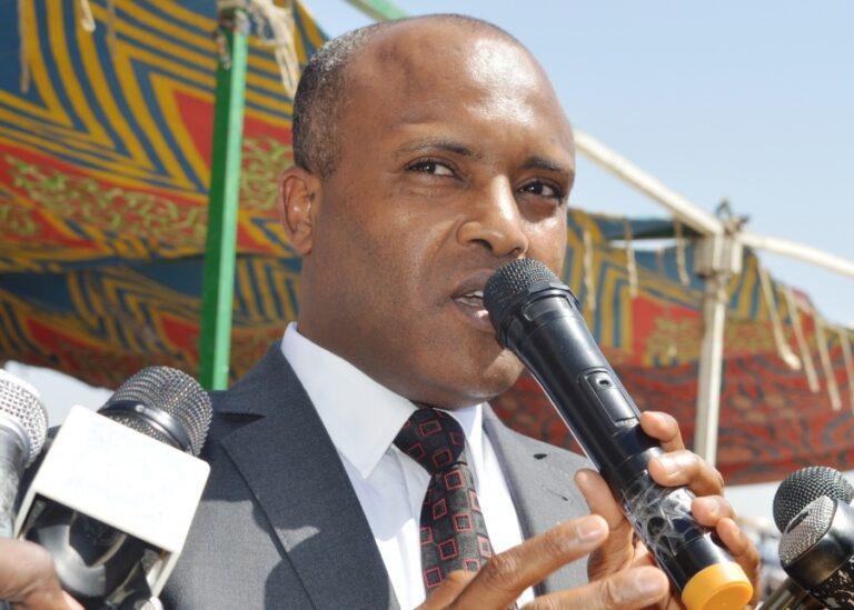 """Lutte contre le Sida : """"Il est essentiel de combattre la stigmatisation et la discrimination, de mettre la population au centre de l'action et d'adapter des nouvelles approches"""", Abdoulaye Sabre Fadoul"""